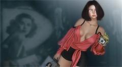 Are You Lonely (tarja.haven) Tags: fabia adorsy supernatural essences cosmopolitan whimsical k9 kustom9 hair meshhair romper jumpsuit necklace meshnecklace skin genusskin photography photo pixelart tarjahaven event avatar sl secondlife digitalart fashion virtual