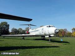 Tupolev Tu-134A (Adrian Kot) Tags: tupolev tu134a tu134