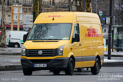 DHL | Volkswagen Crafter (spottingweb) Tags: spotting spotted spotter spottingweb véhicule vehicle france auto automobile van fourgon camion camionnette fourgonnette utilitaire livraison livreur commande courrier colis transporteur transport package packaging enveloppe carton express expressiste expédition delivery delivering parcel distribution packet deliver post dhl volkswagen crafter