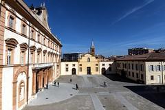 Nel cuore ducale di Sassuolo (Luca Nacchio) Tags: palazzo ducale sassuolo barocco architettura estense este modena italia arte meraviglie palace ducal baroque architecture italy art wonders