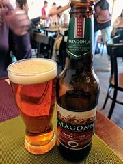 mmmm....beer (jmaxtours) Tags: mmmmbeer patagoniaamberlager pataogonia amberlager cerveceríapatagonia sancarlosdebarilocheargentina lager beer argentina sancarlosdebariloche