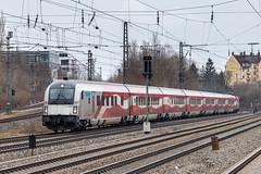 München, 02.03.2019 (Jens_Bolduan) Tags: 1116249 münchenheimeranplatz rj1286 railjet steuerwagen öbb