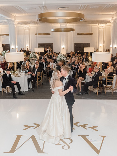 """Vinyl Wrapped Dance Floor First Dance • <a style=""""font-size:0.8em;"""" href=""""http://www.flickr.com/photos/81396050@N06/47359583072/"""" target=""""_blank"""">View on Flickr</a>"""