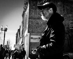 X1003713 (alhawley) Tags: american bw usa acros blackandwhite candid everytownusa fujifilmx100f monochrome street streetphotography portrait