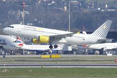 Vueling Airbus A320-214; EC-MBF@ZRH;23.03.2019 (Aero Icarus) Tags: zrh zürichkloten zürichflughafen zurichairport lszh plane avion aircraft flugzeug