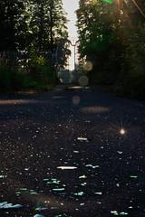 Château des anges (Fla(v)ie) Tags: urbex urbexfrance châteauabandonné château chateau castle abandoned abandonné abandonedhouse abandonedcastle old vieux sunset coucherdesoleil couchédesoleil light lumière