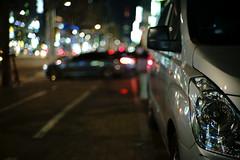 2238/1755 (june1777) Tags: snap street seoul night light bokeh sony a7ii carl zeiss ikon oberkochen sonnar 50mm f15 3200 clear