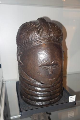 Typical Mende mask