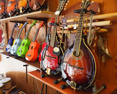 A Dash of Musical Color (Eclectic Jack) Tags: guitar song weeps oregon hillsboro color colour colorful music string instrument rock country