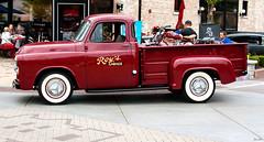 time to pick up Roy... (Stu Bo) Tags: sbimageworks pickup truck canonwarrior cruisenight oldschool onewickedride idreamofcarsmotorsandhorsepower icon vintage ride kustom kool