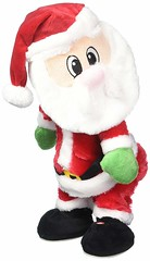 Cute And Colourful Twerking Santa For All (mywowstuff) Tags: gifts gadgets cool family friends funny shopping men women kids home