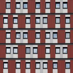 DSC_0764 (stu ART photo) Tags: minimal abstract urban city grid red lines geometric