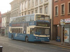 Stagecoach - 18014 - SF53BYM - StagecoachUK20061350 (Rapidsnap) Tags: stagecoachwestscotland a1service trident adl transbus dennis alexander alx400