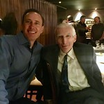 Dinner with Lord Martin Rees, Astronomer Royal, and The Long Now Foundation thumbnail
