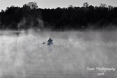 In The Mist (MaryMRevis: Empress Of Explore) Tags: explore marymrevis interesting discover naturelovers naturephotography nature blackwhite blackandwhite outdoors stilllifephotography stillife scenery views view scenes scene misty mist lakes lake water life
