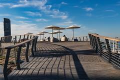 Tel Aviv promenade (spipra) Tags: israel telaviv sky sand architecture promenade beach public vacation recreation