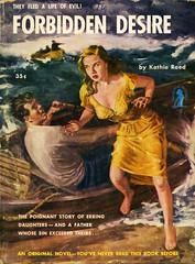 Intimate Novels 41 - Kathie Reed - Forbidden Desire (swallace99) Tags: intimatenovels vintage 50s pulp digest paperback samuelcherry incest