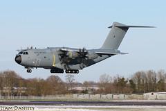 Airbus A400M Atlas C1 - ZM411 - RAF (TyAviationImages.co.uk) Tags: airbus a400m atlas c1 zm411 raf
