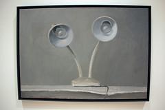 Lamp #1, by Vija Celmins (JB by the Sea) Tags: sanfrancisco california december2018 financialdistrict sanfranciscomuseumofmodernart sfmoma vijacelmins painting