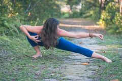 """Warrior"" (Sal Sciarrino) Tags: yoga portrait naturallight woman portraitphotography outside lifestyle americanphotographer nikond600"