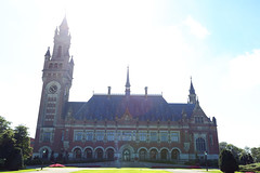 Peace Palace, Dan Haag, Netherlands (廖法蘭克) Tags: netherlands 荷蘭 canon canon6d canonef1740mmf4l frank frankineurope friends photographer photography photograph danhaag 海牙 peacepalace sunny sunshine