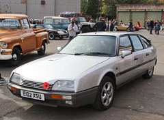 E102 XSU (1) (Nivek.Old.Gold) Tags: 1988 citroen cx 25 gti turbo 2 abs