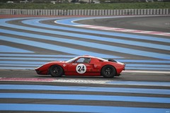 FORD GT40 MkI - Replica (SASSAchris) Tags: ford gt40 mk1 mki replica voiture américaine castellet circuit ricard 10000 tours