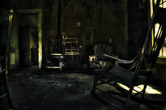 A Room Long Forgotten (Sunset Dogs) Tags:
