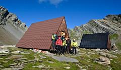 Trekking Via Alpina della Calanca 2016 (CASB Club Alpino Scimas Bironico) Tags: via alpina della calanca 2016 casb bironico montagna adula carassino boffalora capanna zapporthutte cas utoe san bernardino passo