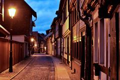 Streets of Wernigerode (r.wacknitz) Tags: wernigerode harz halftimbered architektur altstadt architecture saxonyanhalt nikond3400 nikkor35 street