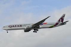 A7-BAX (LIAM J McMANUS - Manchester Airport Photostream) Tags: a7bax qr qtr qatari qatar qatarairways boeing b777 b773 773 b77w 77w boeing777 boeing777300 boeing777300er man egcc manchester