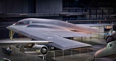 B2 Spirit (Robert Boyle Photography) Tags: airforce dayton museum plane aircraft military airplanes travel transportation history flight national us air force