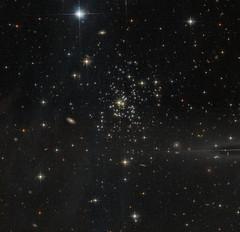 Palomar 1 - HST/PanSTARRs (LaydeeDem) Tags: star cluster space nasa esa hubble myhubblepictures panstarrs