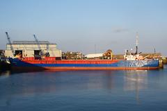 Eems Spring - Buckie 09-04-19 (MarkP51) Tags: eemsspring buckie harbourcoastergeneral cargo vesselshipboatvesselnikond7100d7200d500nikon 200500 f56 vrnikon 70200 f4 afp 70300 f4556fxnikon 24120 vrsunshinesunnymaritime photography