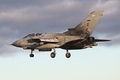 ZA607 (Ian.Older) Tags: za607 raf tornado gr4 panavia marham 41sqn military jet bomber mrca royalairforce aircraft aviation