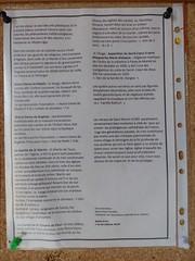 Orx, Landes: église Saint-Martin, XII° (Marie-Hélène Cingal) Tags: france sudouest 40 landes aquitaine nouvelleaquitaine macs orx