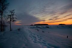 Atardecer joensuu Finlandia (Outland travel way) Tags: finlandia joensuu viajes winter lakes paisajes increible invierno sunset atardecer
