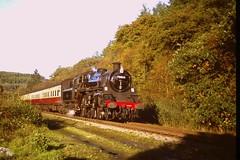 75014 (scanned slide) (Jacobite52) Tags: 75014 railway train nymr northyorkshiremoorsrailway steam