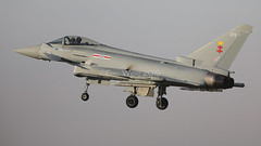 ZK376/376 TYPHOON 41sqn RAF (MANX NORTON) Tags: raf coningsby egxc tornado hawk tucano qra typhoon eurofighter a400 atlas f35 lightning