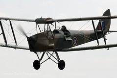 de Havilland DH82B Queen Bee DSC_8599 (stephenturner photography) Tags: east kirby de havilland dh82b queen bee