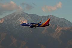 Southwest Airlines Boeing 737-700 N791SW (jbp274) Tags: ont kont airport airplanes southwest wn boeing 737
