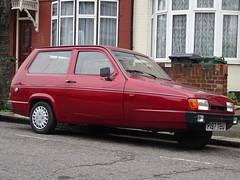 1997 Reliant Robin LX (Neil's classics) Tags: vehicle 1997 reliant robin lx wagon estate car