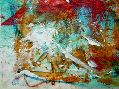 To be continued 1/2 (MizzieMorawez) Tags: acryl pencil crayons pastels matchingscrapsfromoldgeomagazines machinestitched pasted randomcollection speedpaintings mixedmediacollages intuitive tracingpaper colourflow mysoulsong colourful art unorthodox artwithoutborders