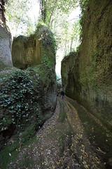 Ethruscan ways. Terre degli Etruschi. Sorano. Italy. IMG_2262 (mxpa) Tags: travel etruschi etruscan terredeglietruschi sorano italy italia europe ancient