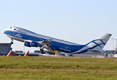 G-CLAE - 3/22/19 (nstampede002) Tags: boeing boeing747 boeing747f boeing747400 boeing747400f boeing747400erf b747 b747400 b747f b747400f b747400erf 747 747400 747400f 747400erf katl cargologic cargologicair takeoff aviationphotography cargo cargoops freight cargoairlines queenoftheskies airbridge airbridgecargo