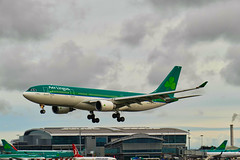 Aer Lingus Airbus A330-202 EI-LAX (alex kerr photography) Tags: a330200 aerlingus dublinairport airbus airlines airliner planespotter plane