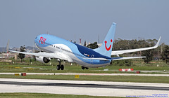 D-AHFV LMML 31-03-2019 TUIfly Boeing 737-8K5 CN 30415 (Burmarrad (Mark) Camenzuli Thank you for the 18.2) Tags: dahfv lmml 31032019 boeing 7378k5 cn 30415 tuifly