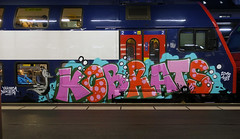 KCBR ATS (swissgraffiti) Tags: kcbr graffiti ats sbb train switzerland style zürich zurich