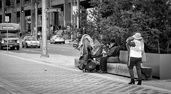 World in a Cart (4 Pete Seek) Tags: seattle seattlewa seattlewashington seattlewaterfront downtown downtownseattle argosylockstour argosyharbortour harbortour seattleharbor street streetphotography urban urbanphotography