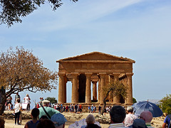 photo - Temple of Concordia, Valley of the Temples, Agrigento (Jassy-50) Tags: photo valleyofthetemples agrigento sicily italy templeofconcordia greektemple dorictemple doric archaeology archeology ancient ruins unescoworldheritagesite unescoworldheritage unesco worldheritagesite worldheritage whs